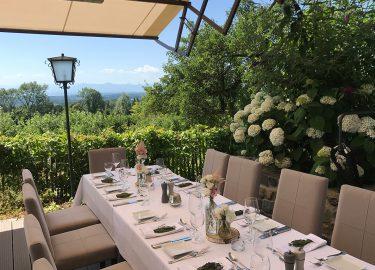 Terrasse Restaurant Ilkahöhe